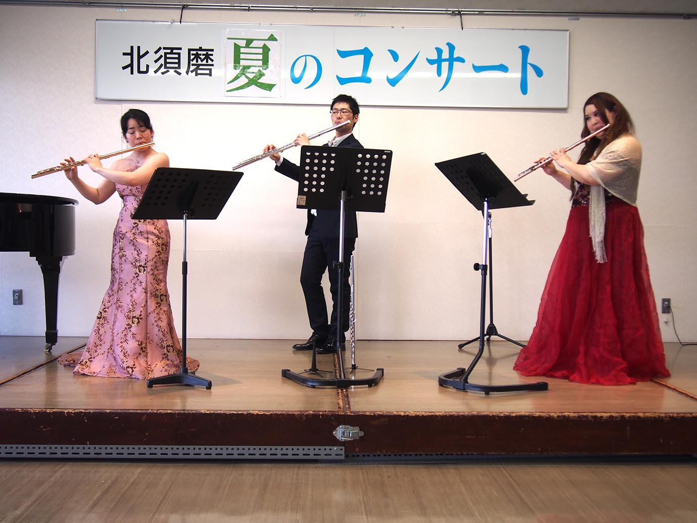 記事 北須磨 夏のコンサートのアイキャッチ画像