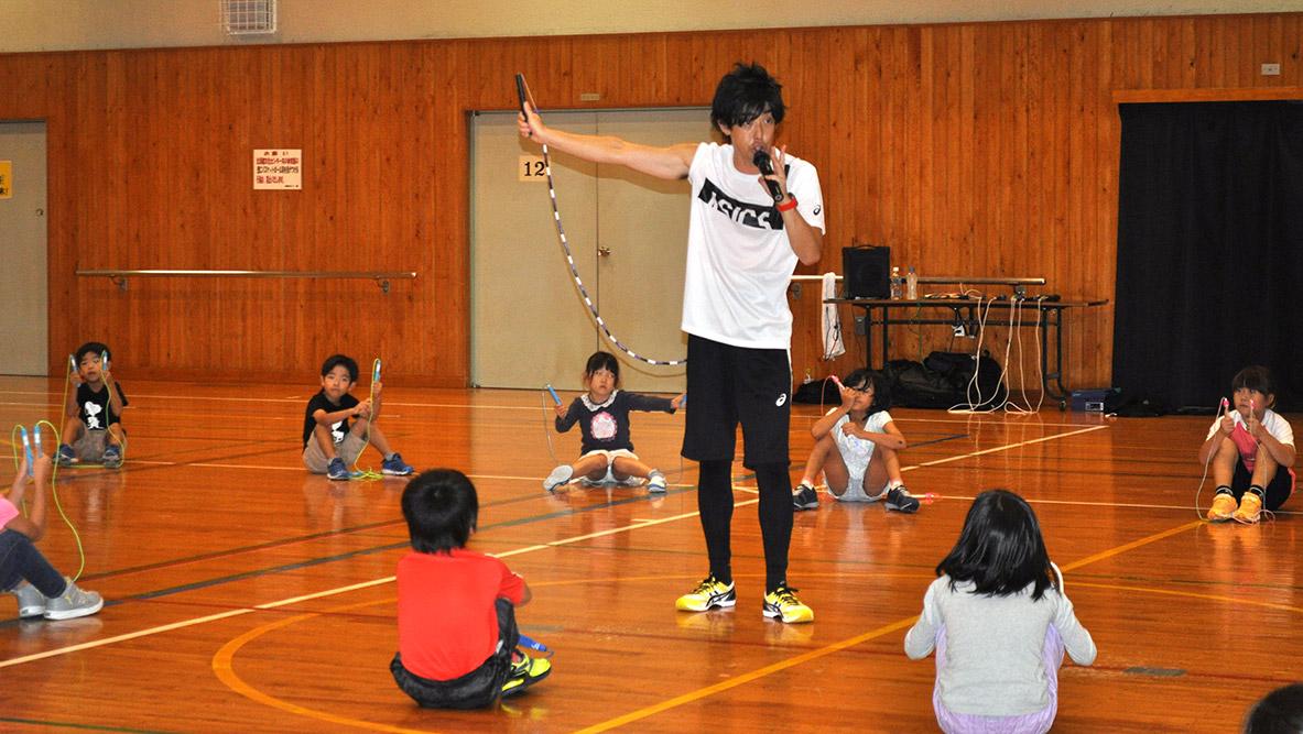 記事 生山ヒジキさんのなわとび教室のアイキャッチ画像