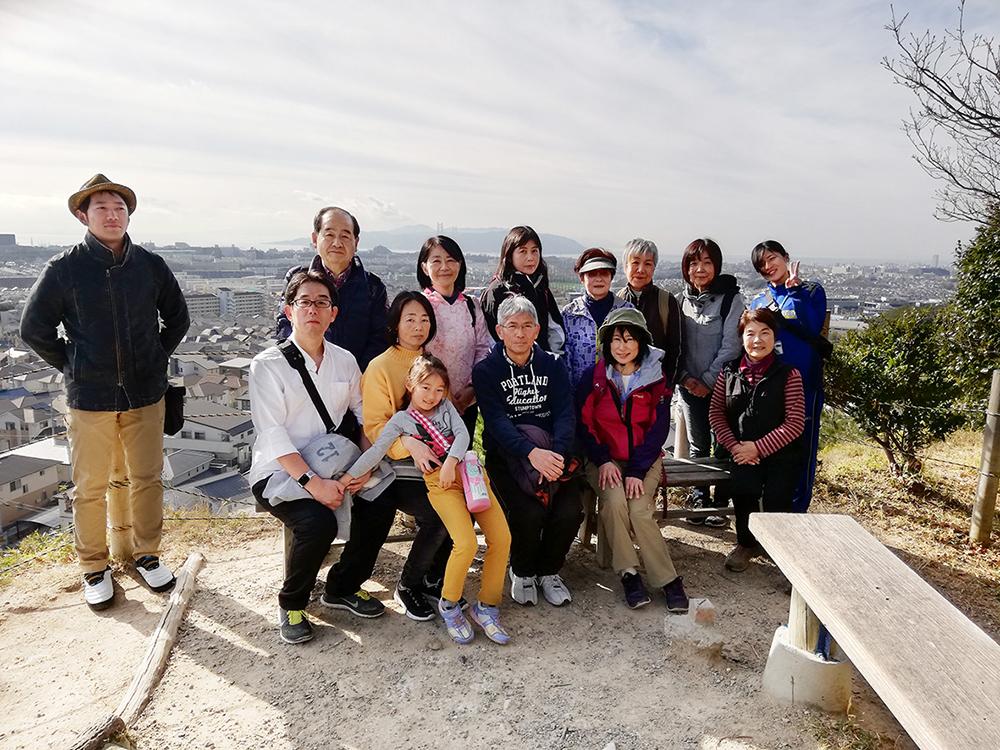 記事 歩き初め!高塚山ハイキングのアイキャッチ画像
