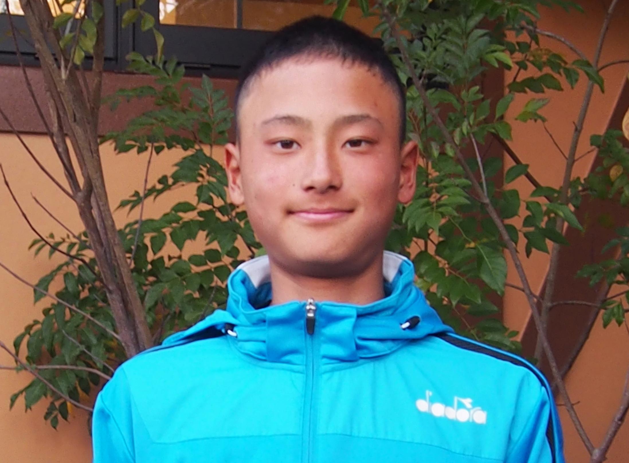 記事 市立井吹台中学校2年生の山本夏生くんのアイキャッチ画像