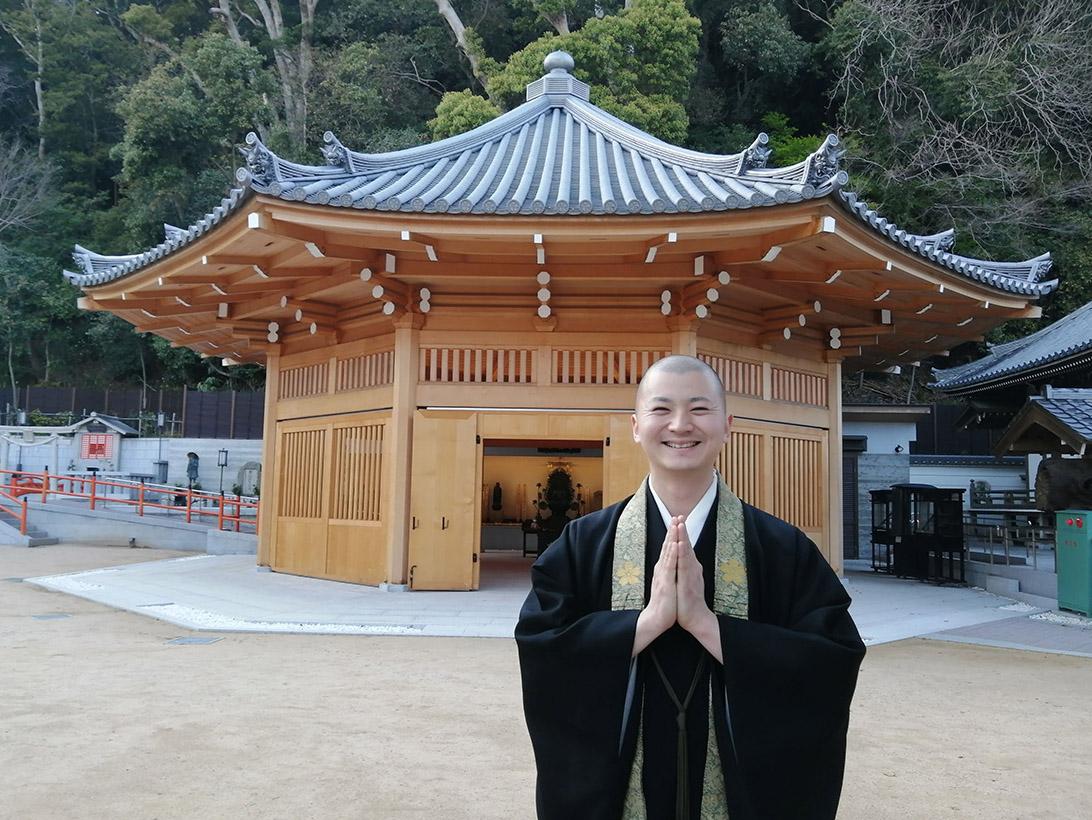 記事 須磨寺副住職 小池陽人さんのアイキャッチ画像