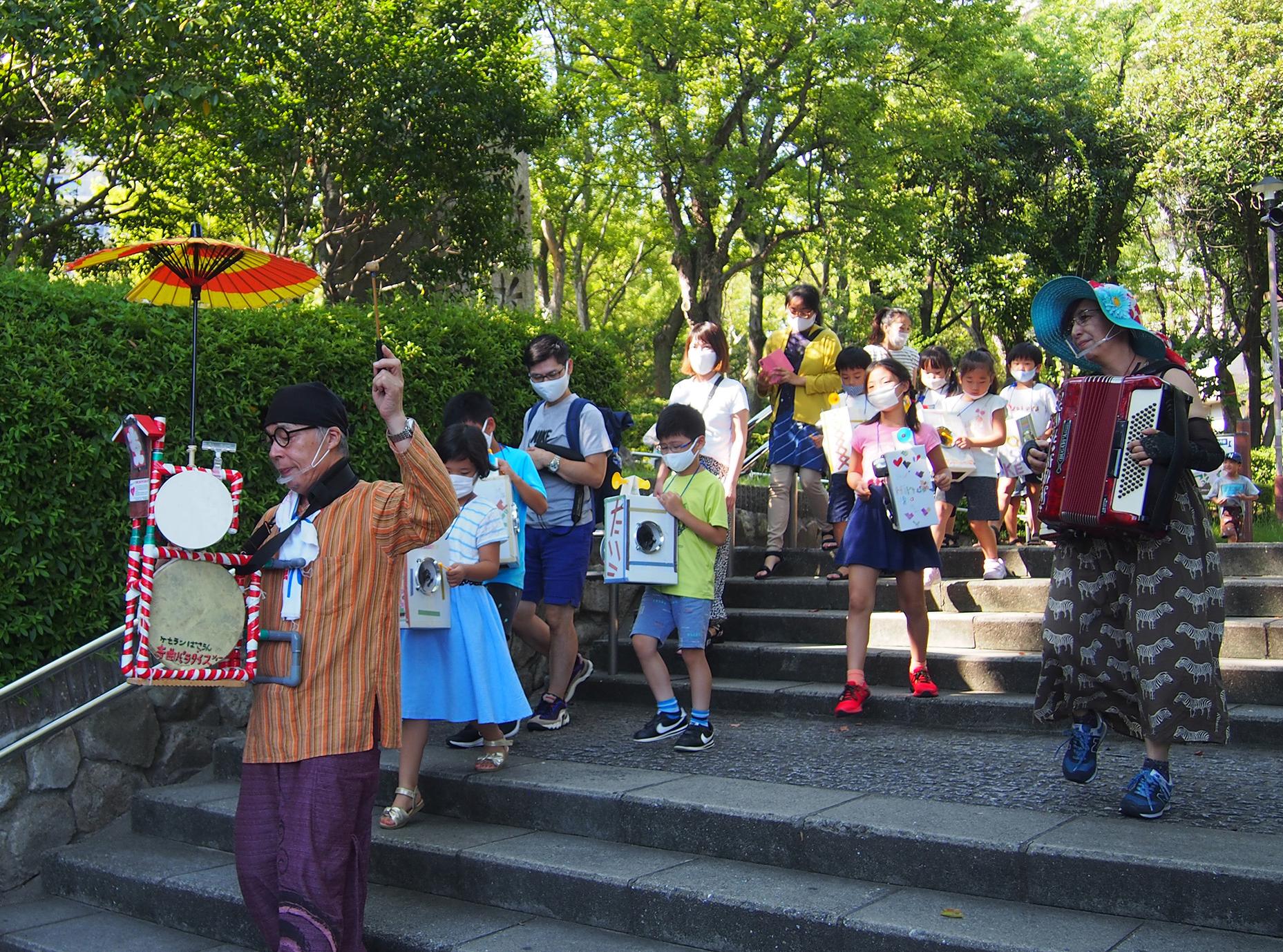 記事 ワシュ(wash)!ワシュ(wash)!アドベンチャー(神戸文化ホール)のアイキャッチ画像