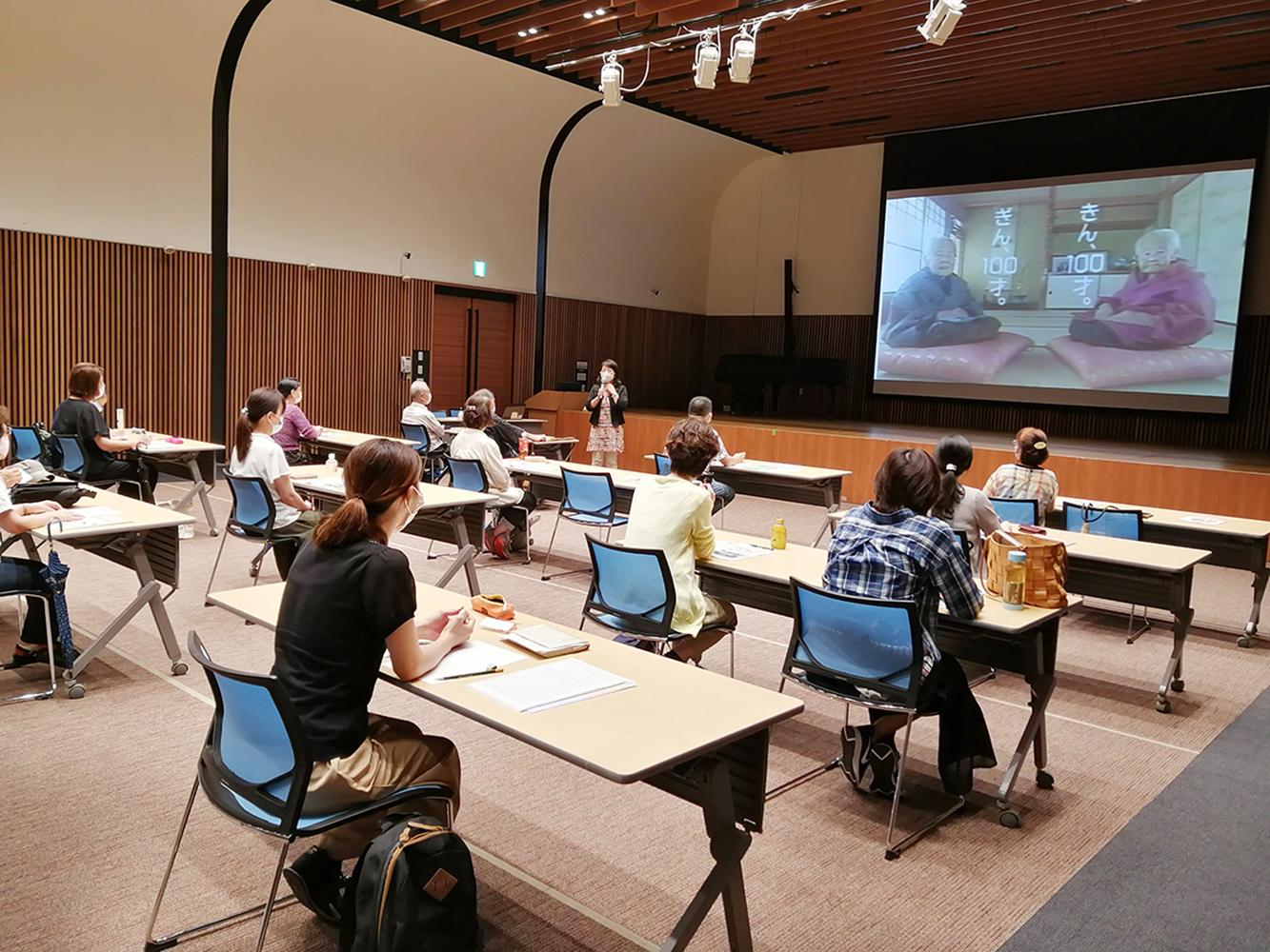 記事 「認知症サポーター養成講座」須磨区役所4階多目的会議室のアイキャッチ画像