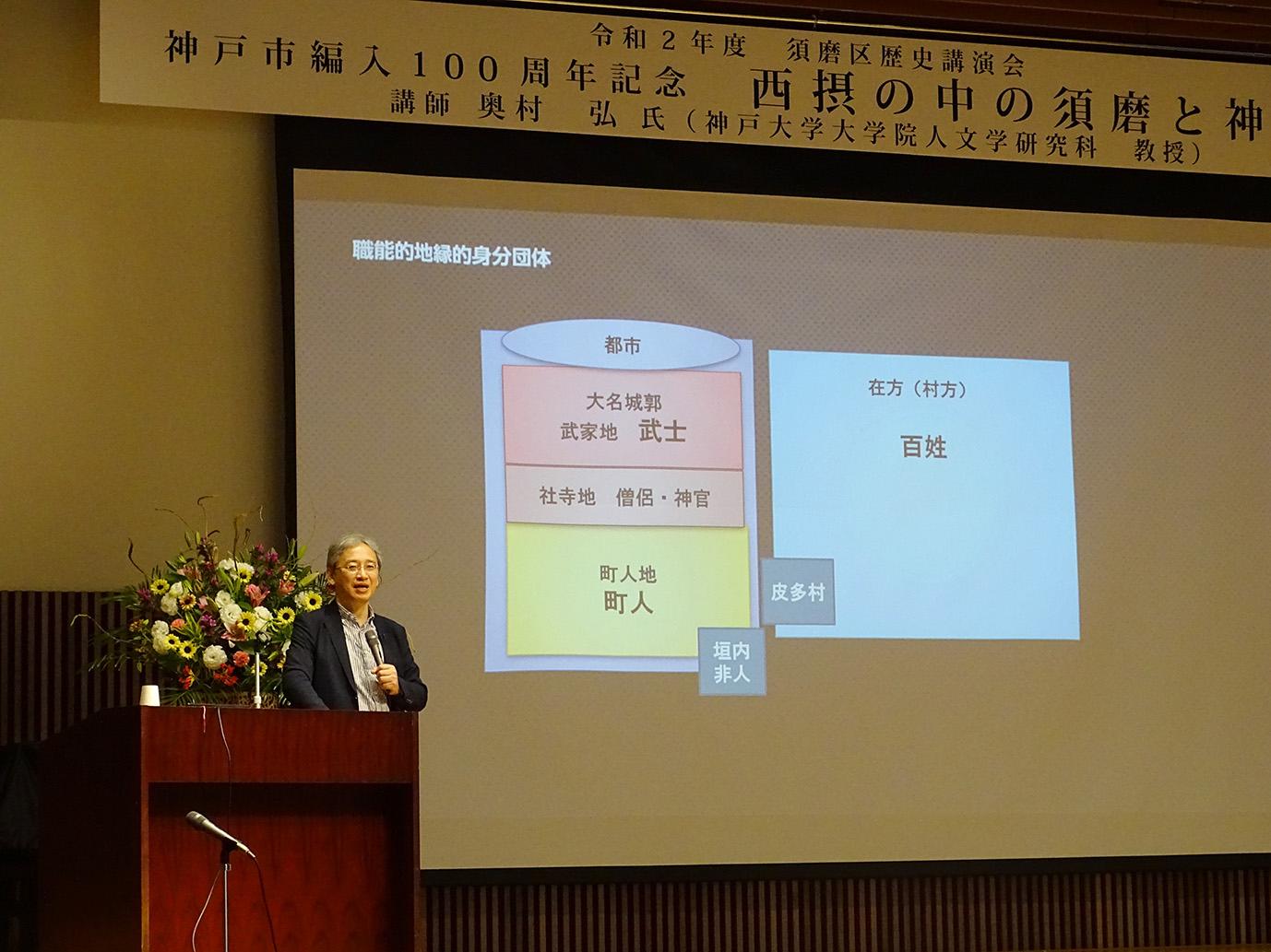 記事 須磨区歴史講演会のアイキャッチ画像
