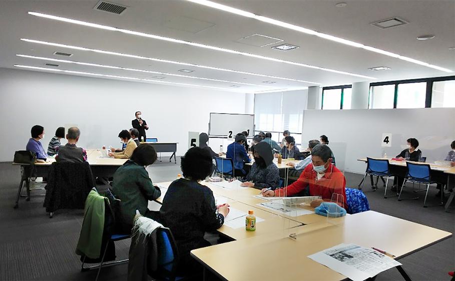 記事 第7回 須磨区ひきこもり支援意見交換会のアイキャッチ画像