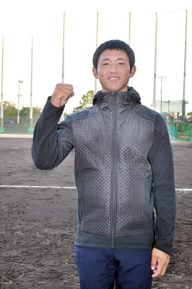 記事 神戸国際大学附属高等学校出身、亜細亜大学の平内龍太さんが読売巨人軍から1位指名のアイキャッチ画像