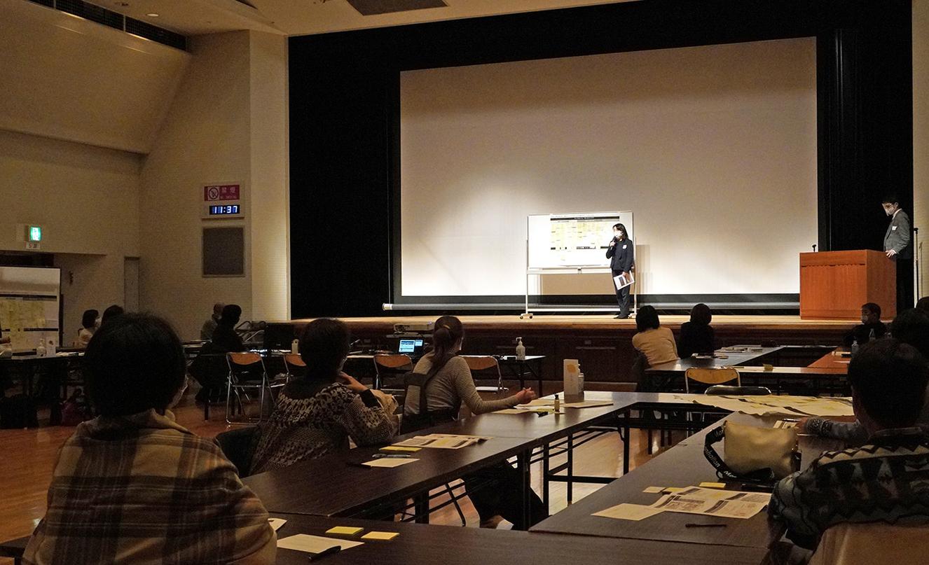 記事 「西神中央 文化・芸術ホール」市民ワークショップのアイキャッチ画像