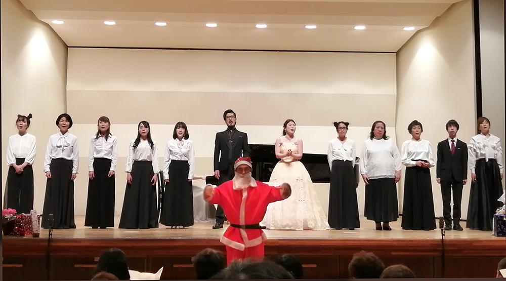 記事 「Happy Christmas&よろこびの歌」 西区文化センター・なでしこホール(西区糀台)のアイキャッチ画像