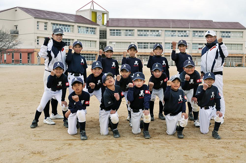 記事 軟式少年野球チーム「美賀多台ベースボールクラブ」のアイキャッチ画像