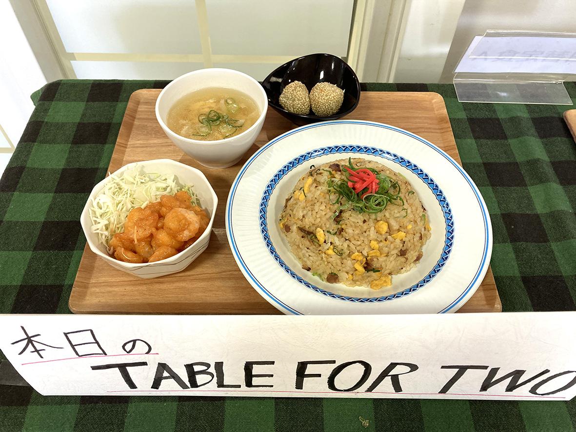 記事 神戸龍谷高等学校「TABLE FOR TWO」活動のアイキャッチ画像