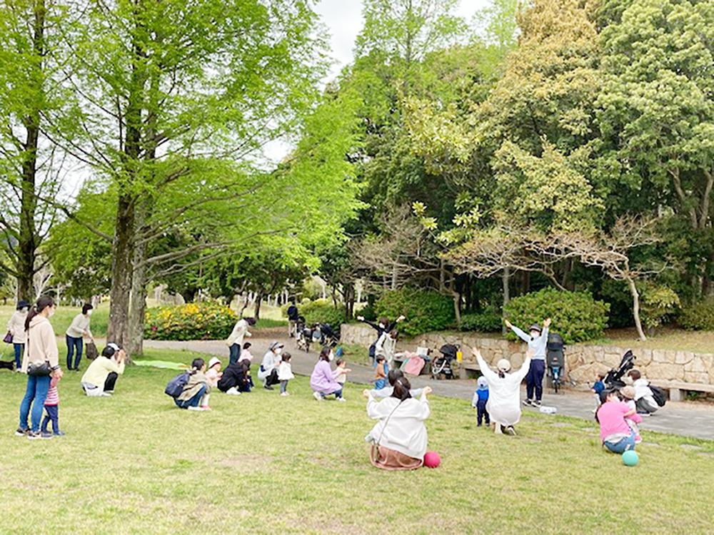 記事 「青空保育」あゆみ幼児園(西区糀台)のアイキャッチ画像