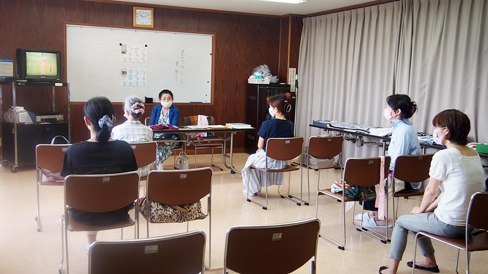 記事 「浴衣の着付け教室」神戸市立西体育館(西区春日台)のアイキャッチ画像