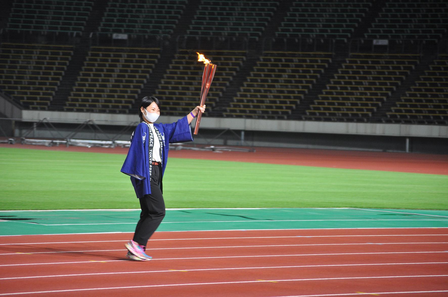 記事 東京2020パラリンピック兵庫県聖火フェスティバルのアイキャッチ画像